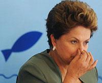 Dilma Rousseff - Presidente Brazil -Partido de los Trabajadores-