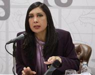 Presidente del Tribunal Supremo de Justicia (TSJ) de Venezuela, Gladys Gutiérrez