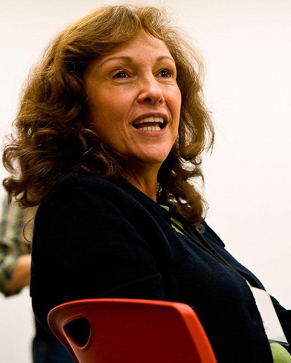 Ann Druyan, ex esposa de Carl Sagan, galardonada por la Alianza Atea Interncional en 2004