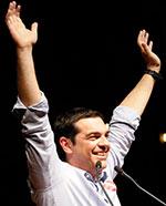 Tsipras, Primer ministro de Grecia