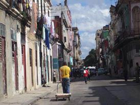 Cuba, septiembre 2013