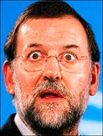 Don Mariano Rajoy Brey, actual presidente de la monarquía española