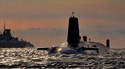 Ingeniero de la Marina británica denuncia fallos de seguridad en flota nuclear