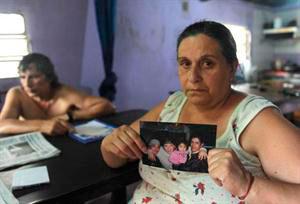 Norma Bustos, había denunicado a los narcos y mataron a su único hijo; ayer la asesinaron a ella. Foto: Archivo / La Capital